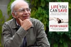 Peter Singer ''Life you can safe''